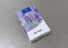 □煙の少ないお香 花かおり ミニ ラベンダー 【薫寿堂】