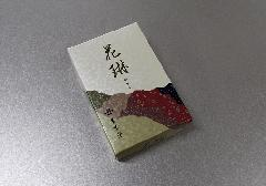 □有煙線香 花琳 ミニ寸 【薫寿堂】