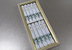 ■煙の少ないお線香 清澄香樹林 短寸10把入 桐箱 【玉初堂】