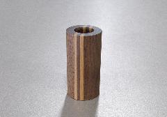 ■寄木仏具 木製線香差し マルク