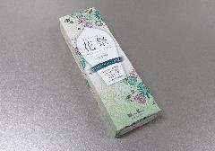 ○煙の少ないお線香 花祭 フレッシュ 約45g 【日本香堂】