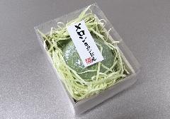 ●メロンキャンドル 故人の好物ローソク 【カメヤマ】 ※在庫処分特価品