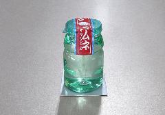 ●ラムネキャンドル 故人の好物ローソク 【カメヤマ】