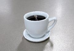 ◆ホットコーヒーキャンドル 故人の好物ローソク