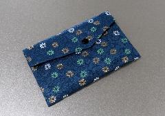 ○念珠袋・数珠袋 東山 青系