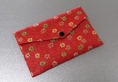◆念珠袋・数珠袋 東山 赤・オレンジ系