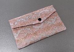 ○念珠袋・数珠袋 東山 ピンク系