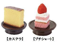 ●お供え洋菓子 プチショート・カステラ