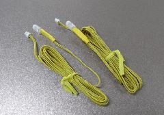 □お仏壇電装部品 NEWともしび(3V)用 リン灯コード 150�p