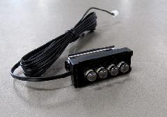 ●お仏壇電装部品 NEWともしび(3V)用 スポットライト 150�p