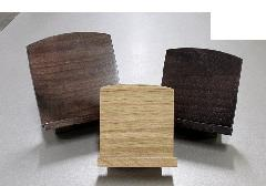 ■木製 モダン低見台 3.5寸 押さえ付