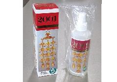 ■2001 純植物性仏具洗浄剤 200�t