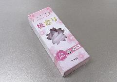 ■花びら形ローソク 桜灯り 約75本入