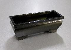 ◆板角香炉 色付 6.0寸
