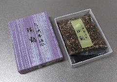 ☆焼香セット シャム沈香調合 瑞鶴15g 香炭入(二回分)