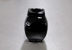 ■マッチ消し 陶芸マッチ消し 黒色