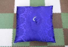 ■仏前座布団 カロヤンドンス 紫