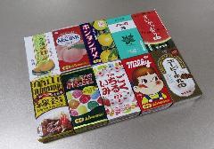 ★カメヤマミニ寸線香 10種類詰合せ 【カメヤマ】