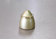 ◆ミニ骨壺 アノーン ゴールド