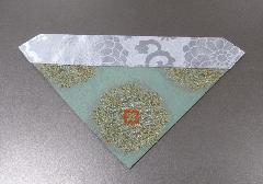 ◆夏用三角打敷 50代 浄土真宗用