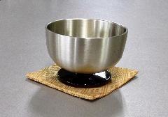 ◆台付リン 2.8寸 フッソ加工