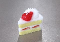 ●スイーツキャンドル ショートケーキ 故人の好物 【カメヤマ】