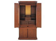 ◆家具調仏壇 詩音 低台 20号