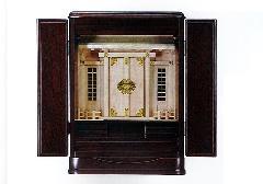 ◆家具調 神徒壇 上置 深山 16号