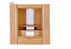 ◇家具調 上置仏壇 ラ・ビータ 20号