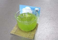 ■冷茶キャンドル 故人の好物 【カメヤマ】