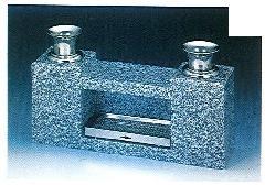 ◇墓用花立・線香皿 石台・香炉皿付 伽羅
