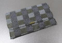 ○念珠袋・数珠入 金封念珠入 帯織 A