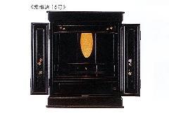 ◇上置仏壇 オーロラ 16号 螺鈿細工