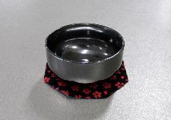 ◆さくらリン 1.8寸 黒メッキ