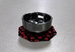 ◆さくらリン 1.5寸 黒メッキ