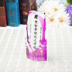 ◆KH−4(KH-4)クリスタル位牌用 オプション UVカラー印刷
