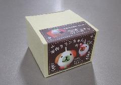 ◆手作りキャンドル 手作りワンちゃんキャンドル
