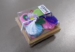 ●お供菓子 落雁ローソク 故人の好物ローソク 【カメヤマ】