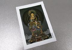 ○仏画ポストカード H46 地蔵菩薩