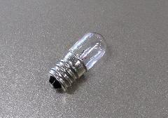 ●電球 ナツメ球 8V0.15A  クリア