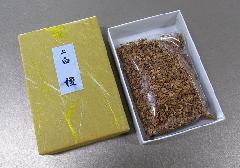 ○焼香用抹香 上白檀刻 25g