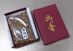 ○焼香用抹香 崇徳印 25g 【梅栄堂】