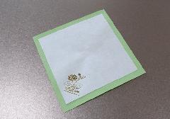 ☆お供用高級和紙敷紙 特小 2組(一対分)