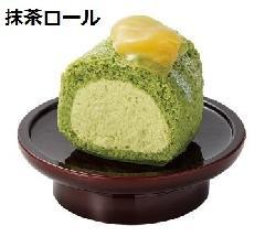 ■お供え洋菓子 抹茶ロール