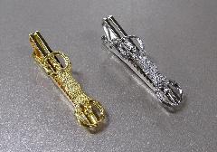 ●輪袈裟・わげさ止め 三鈷 金・銀