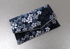 □念珠袋・数珠袋 ふたえ上錦 M