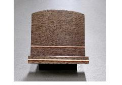 ●木製低見台 ウォールナットメイプルライン 3.0寸