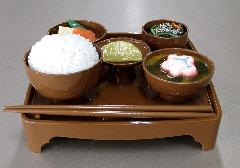 ●仏膳付お供え料理セット 6.5寸