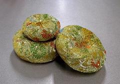●丸リン布団 小菊流水綴 2.5号