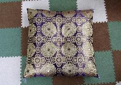 ●仏前座布団 オリジナル新四釜 紫